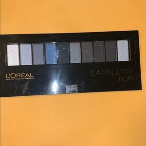 L'Oréal la Palette noir Eyeshadow Smokey Eye